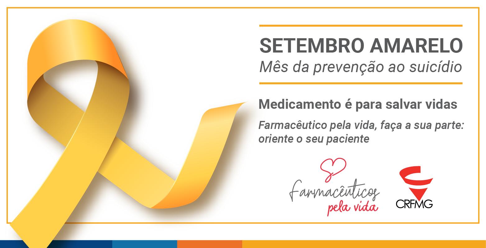 CRF/MG alerta para os riscos no uso de superdosagem de medicamentos na motivação voluntária do suicídio